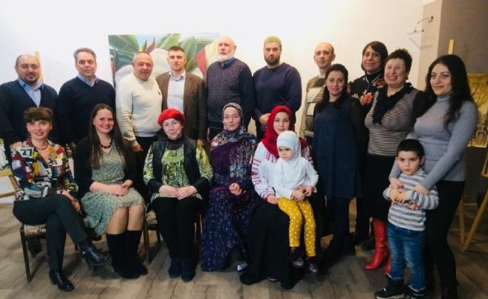 Мусульмани вивчають ісламську історію Полтавщини