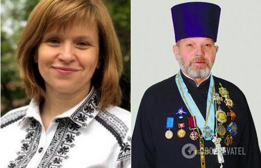 Донька священника УПЦ (МП) керує Міністерством освіти