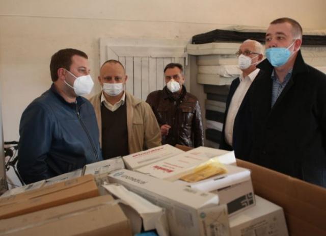 Тернопільщина за участю баптистів отримала 31 апарат штучної вентиляції легень