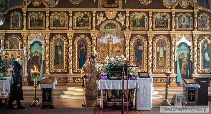 Парламент закликають передати собор ПЦУ у Сімферополі у держвласність
