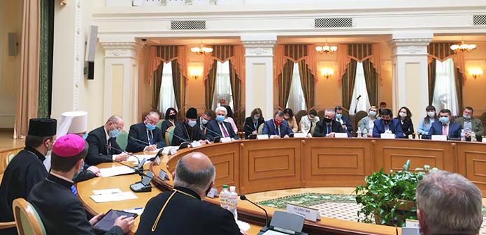 Всеукраїнська Рада Церков обговорила з прем'єр-міністром налагодження взаємодії