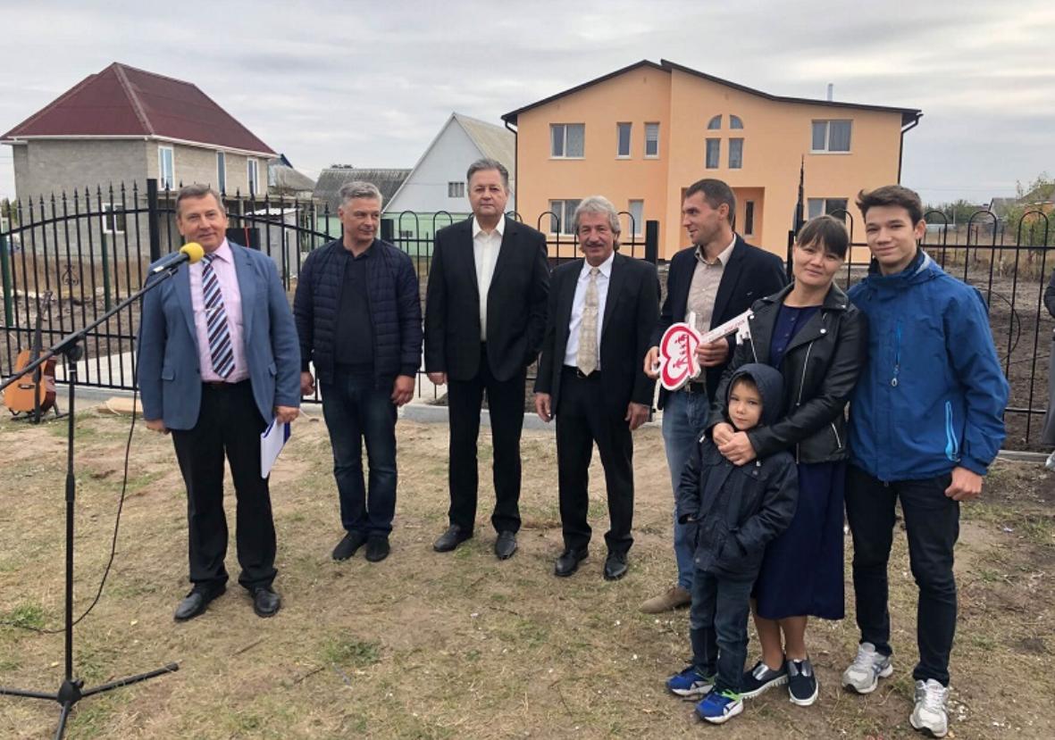 Баптисти відкрили в Україні 80 будинків сімейного типу