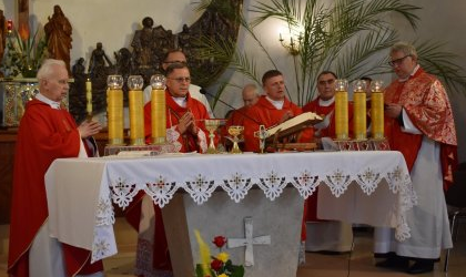 Католики Червонограда відсвяткували 325-ліття парафії