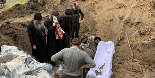 На Кіровоградщині знайшли поховання мученицьки вбитого священника