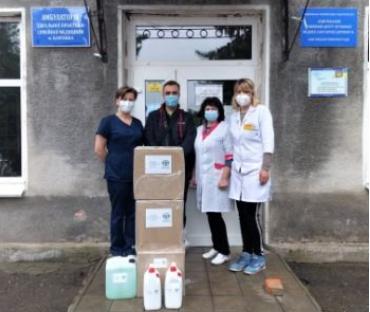Адвентисти і мормони надали допомогу 4 лікарням Черкащини