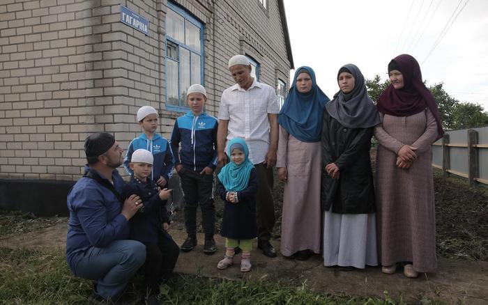 Мусульмани придбали четверту хату для потребуючих родин Херсонщини