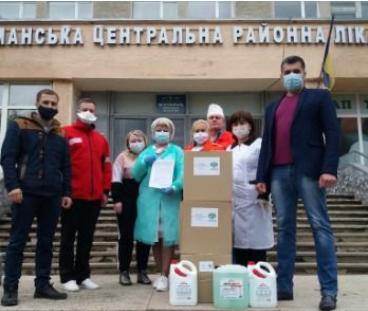 Адвентисти і мормони надали допомогу 7 лікарням Буковини