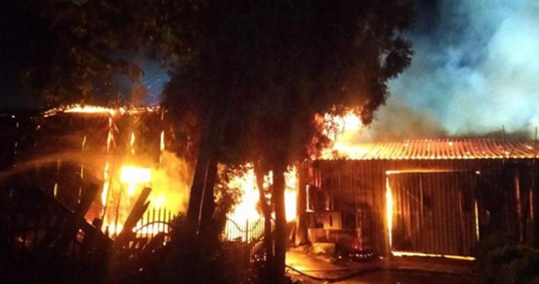 Терористи «ДНР» організовували підпали храмів УПЦ (МП)