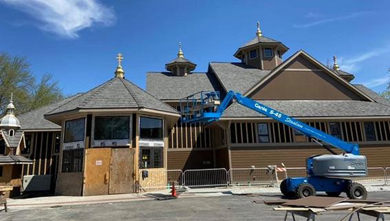 У США завершують будівництво нової церкви УГКЦ