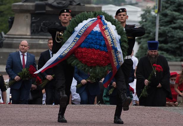 Представитель УПЦ (МП) принял участие в праздновании Дня России