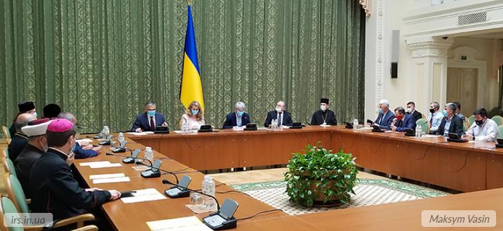 Урядовці і релігійні діячі домовилися взаємодіяти у сфері релігійної політики