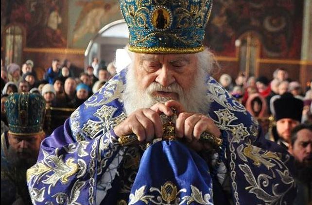 У храмах ПЦУ моляться за упокій душі митрополита УПЦ (МП)