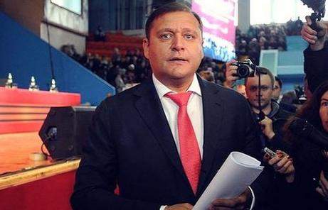 Михаил Добкин уверяет, что является инициатором уголовного производства против Порошенко за томос об автокефалии
