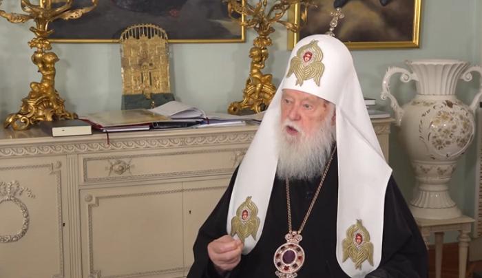 Філарет хоче новий томос для Церкви