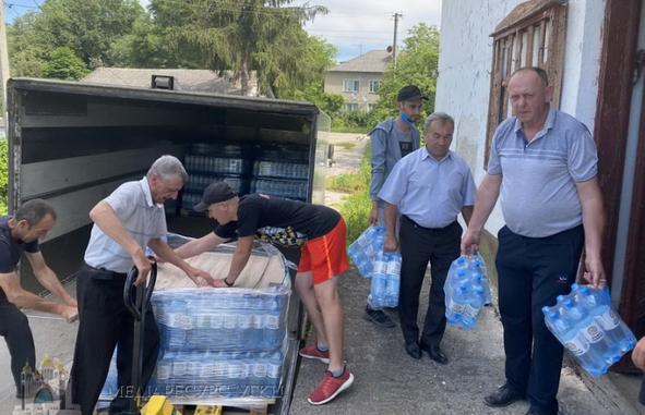 УГКЦ організовує допомогу постраждалим від повені