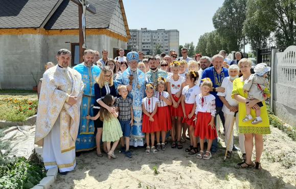 На Дніпропетровщині освятили каплицю УГКЦ, а на Донеччині провели реколекції для священників УГКЦ