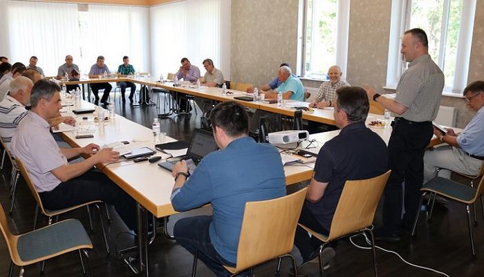 Баптистські служителі та пресвітери обговорили на Київщині ефективність служіння