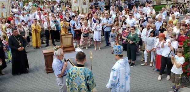 Папа Римський відзначив грамотою медика з Тернопільщини