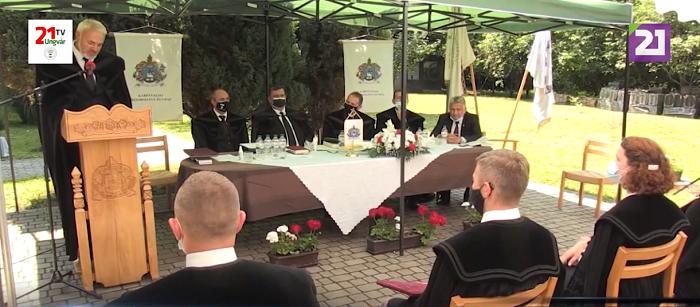 На Закарпатті реформатська церква висвятила 6 пасторів