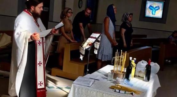 Священник УПЦ (МП) звершує пастирську місію до Італії