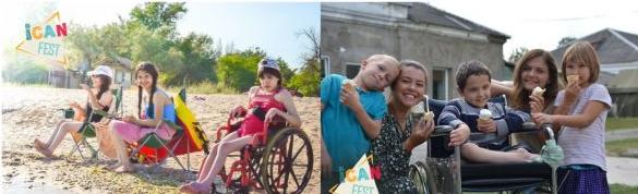 Християни організували розпродаж, щоб провести у Києві табір для дітей з інвалідністю