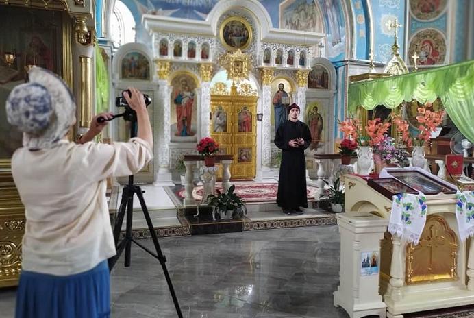 На Рівненщині знімають фільм про життя священника-фітотерапевта