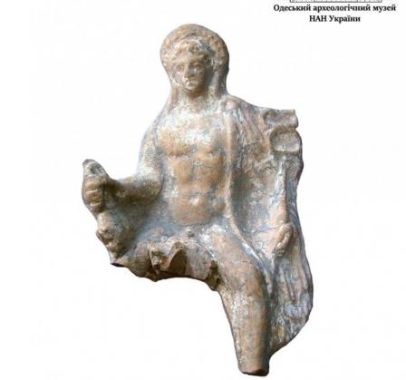 Археологи під Одесою виявили рідкісну статуетку античного божества