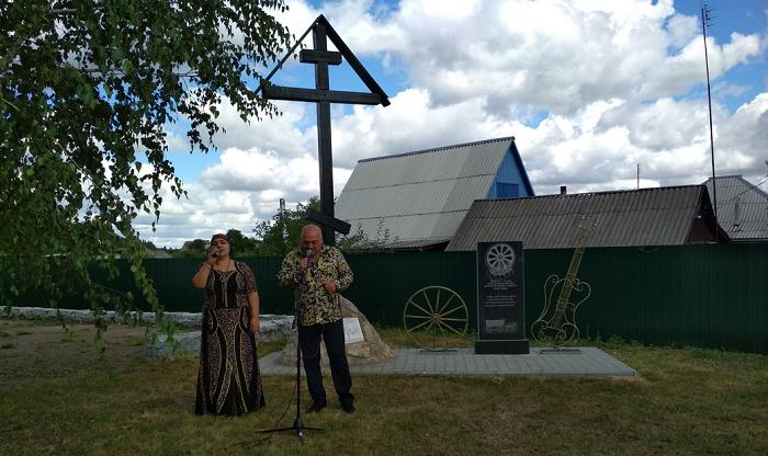На Луганщині звершили богослужіння в пам'ять жертв геноциду ромів