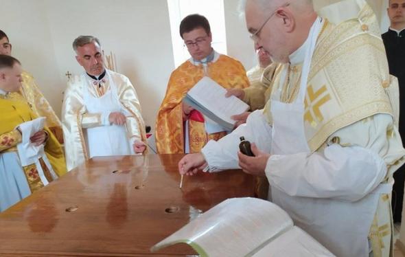 УГКЦ відкрила новий храм на Житомирщині та заснувала дві спільноти у Польщі