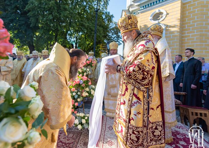 В УПЦ (МП) новый митрополит – оппонент патриарха Кирилла