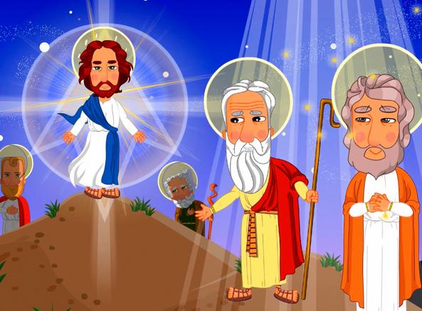 Греко-католики створили мультфільм про свято Преображення