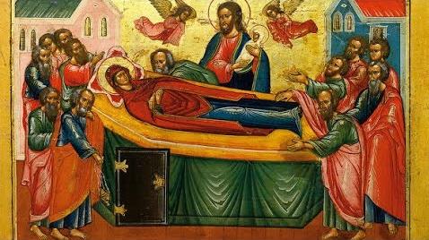 Успение Приснодевы: Теология праздника
