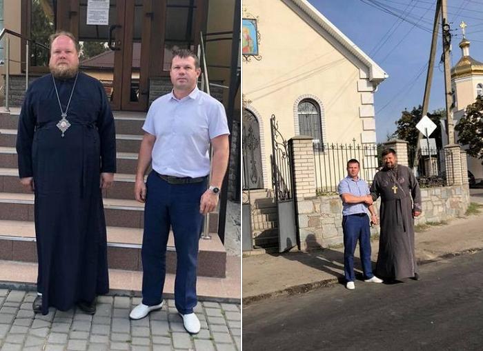 На Запоріжжі священник ПЦУ візьме участь у місцевих виборах