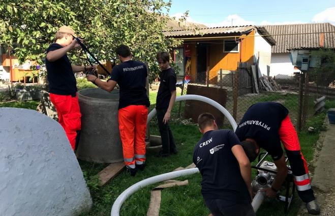 Католицька Мальтійська служба допомоги надасть 500 домогосподарствам Івано-Франківщини пакети першої допомоги