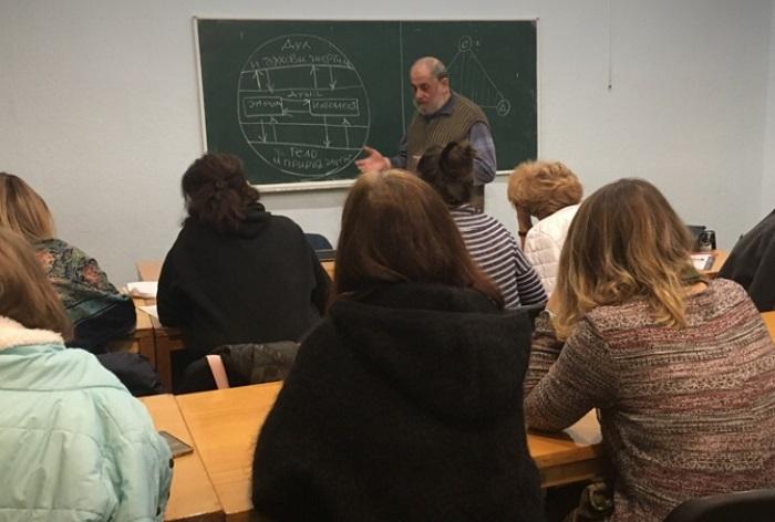 Старейшая в Киеве Огласительная школа начала новый набор слушателей