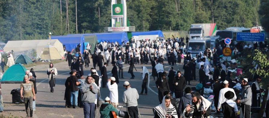 У 4 хасидів на кордоні Україна-Білорусь виявили коронавірус