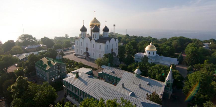 В одеському монастирі УПЦ (МП) спалах COVID-19