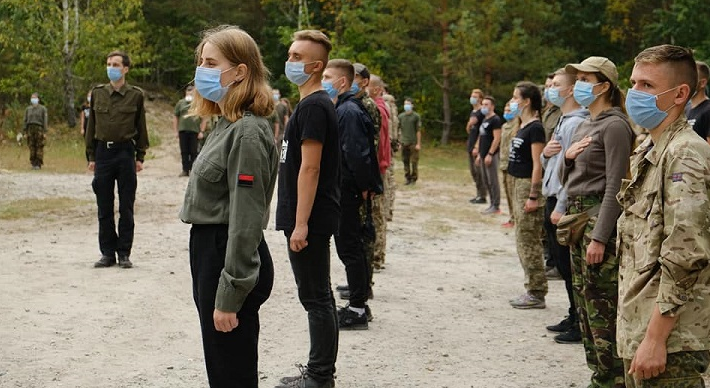 Архієпископ ПЦУ відкрив молодіжну військово-патріотичну гру «Гурби-Антонівці-2020»