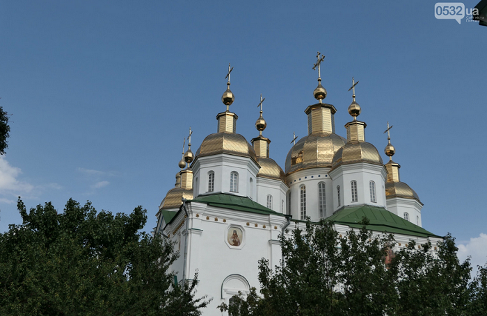 Полтавський Хрестовоздвиженський монастир відзначає 370-річчя