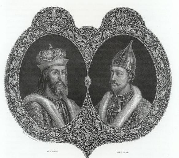 В Мінздраві РФ розповіли, що Ярослав Мудрий і Володимир Великий померли від раку