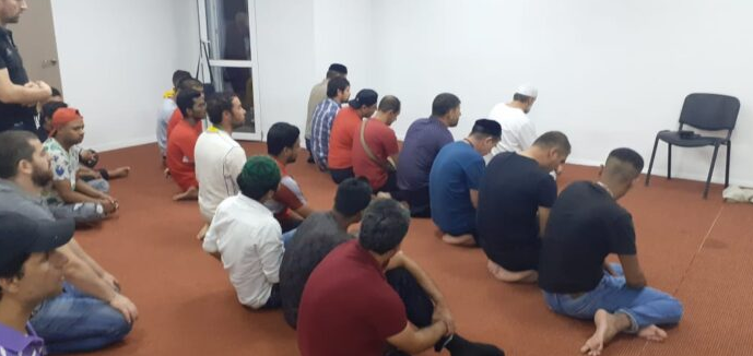 Мусульмани Одеси відкрили ще один молитовний будинок