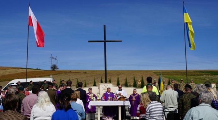 Римо-католики провели месу на згадку про битву поляків проти більшовиків на Івано-Франківщині