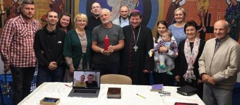У Рівному відбулася організаційна зустріч аніматорських пар католицького руху Домашньої церкви