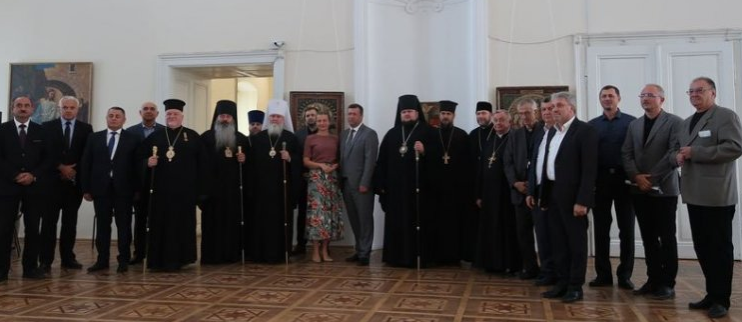 Міжконфесійна рада Церков Закарпаття підписала Меморандум про збереження культурної спадщини