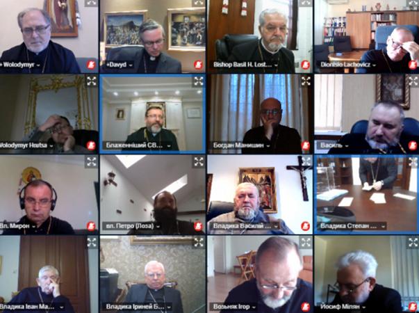 Синод УГКЦ затвердив методологію аудиту церковного судочинства і катехизм для молоді