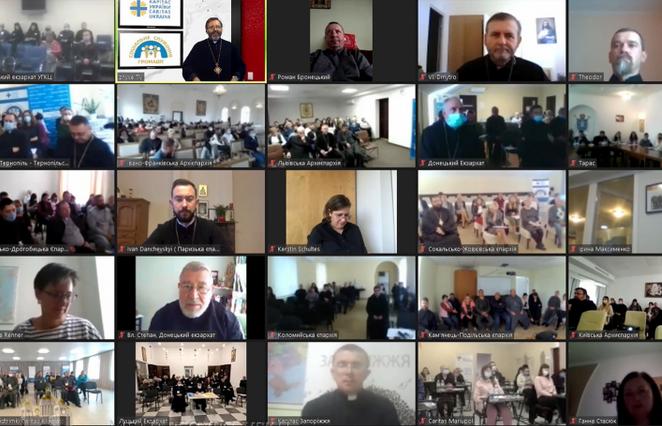 УГКЦ організувала форум «Соціальне служіння людині»