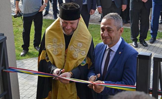 На Закарпатті за участю Угорщини розбудовується навчальний комплекс для греко-католицької молоді