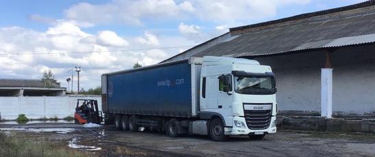 Баптисти доставили 40 тонн картоплі мешканцям Донбасу