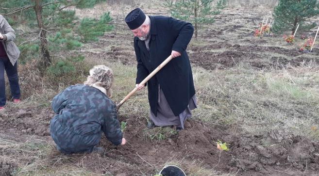 Митрополит УГКЦ долучився до акції «Посади мільйон дерев за 24 години»