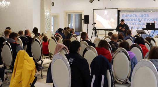 Всеукраїнська місія «Христос є відповідь» звітувала про 5-річне місіонерське і соціальне служіння